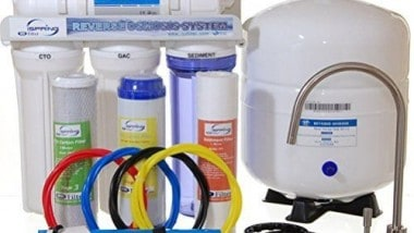 Review: iSpring RCC7 Legendary 75GPD 5-Stage Reverse Osmosis Water Filter System