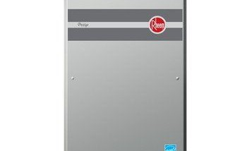 Review: Rheem Indoor Direct Vent Tankless Water Heater