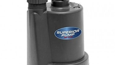 Review: Superior Pump 91250 1/4 HP Thermoplastic Submersible Utility Pump