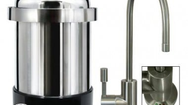 Review: WaterChef® U9000 Premium Under-Sink Water Filtration System